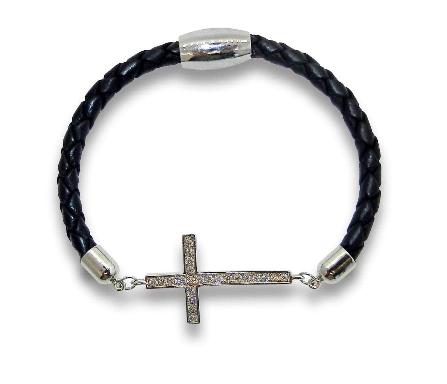 The Cross Bracelet