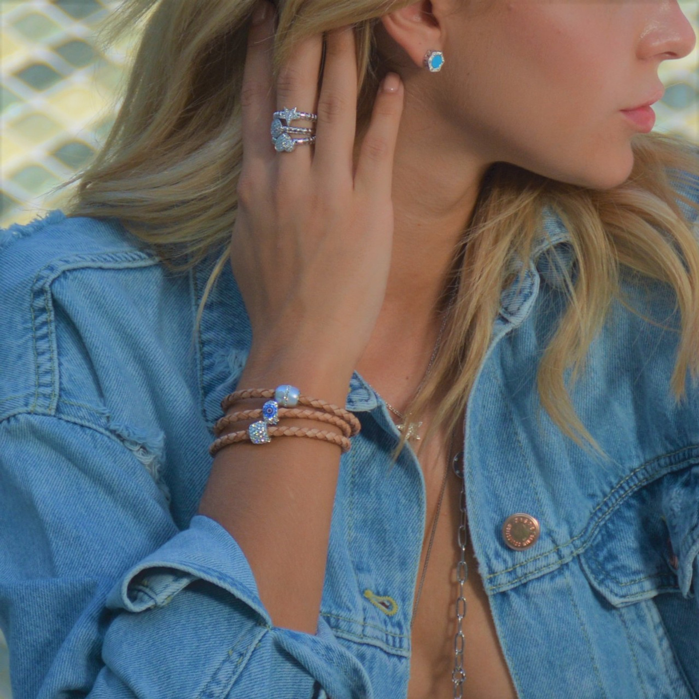 Sterling Silver Monte Carlo Turquoise