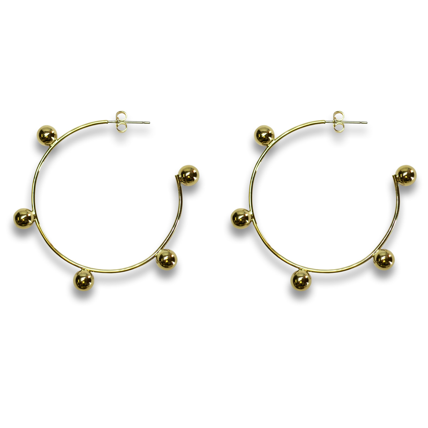 Medium Gaga Hoops