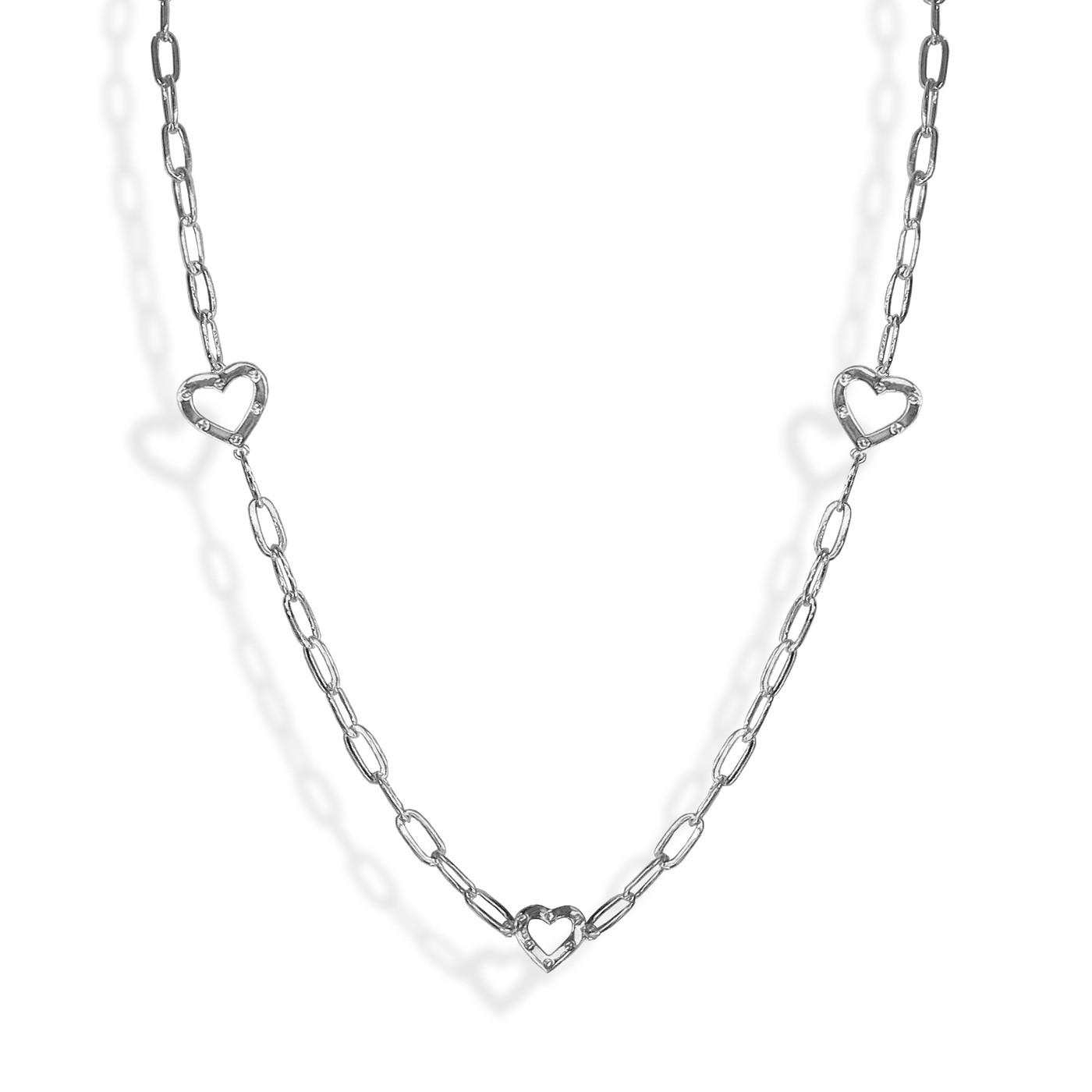 Grand Heart Necklace