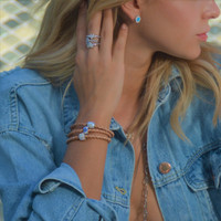 Single Pearl Bracelet