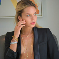 Playful Lariat Necklace