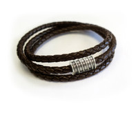Men Triple Wrap OX Screw Brown