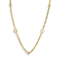 Grand Long Chain Necklace