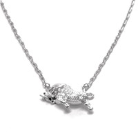 Money Bull Prosperity Necklace