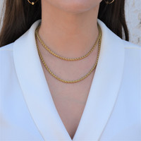 Blossom Chain Necklace
