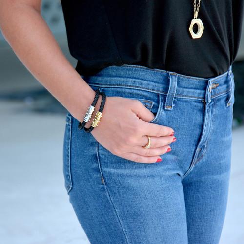 Cosmo Bracelet Silver