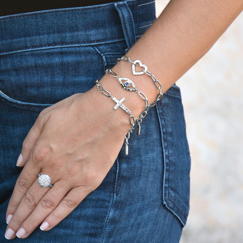 Solar Ring Silver