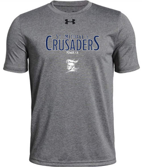 "PE Youth Locker Tee 2.0 - ""CRUSADERS"""