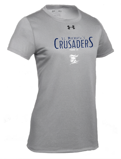 "Ladies P.E. Locker Tee 2.0 - ""CRUSADERS"""
