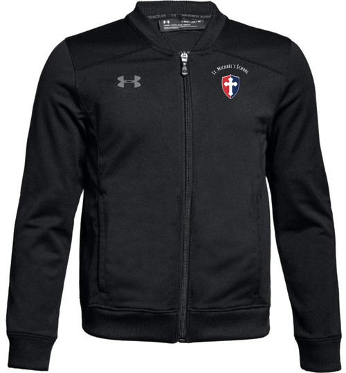 """Youth Challenger II Jacket - """"SHIELD"""" or """"KNIGHT"""" {colors: black, gray, navy}"""