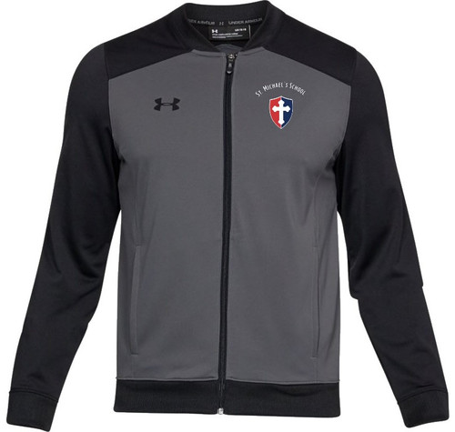 """Men's Challenger II Track Jacket - """"SHIELD"""" or """"KNIGHT"""" [CLOSEOUT: limited sizes remain]"""