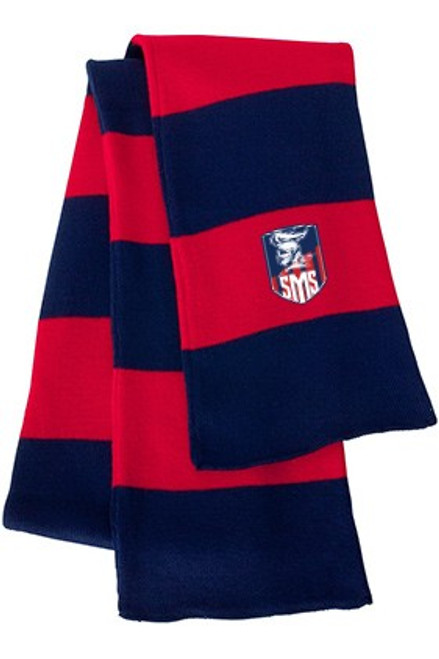 "Rugby Scarf - ""SHIELD"" or ""KNIGHT"""