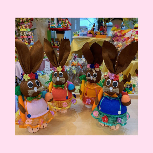 MRS Easter Bunny Box of 10 pc