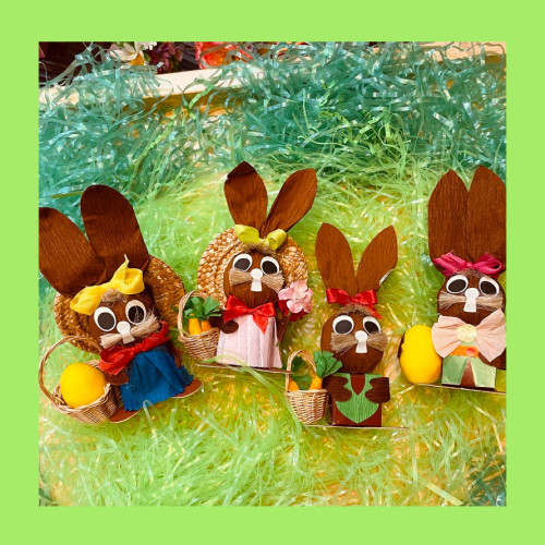 Easter Bunny Box of 1 pc