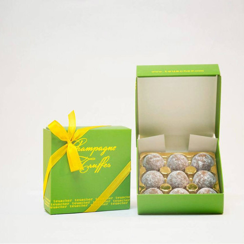 Champagne Truffle Pearls box 4,9,16,24,32,36,48,72 pieces