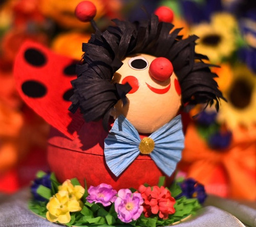 Maya, the Ladybug 7 pc box