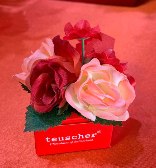 Rose bouquet 1pc and 4 pc