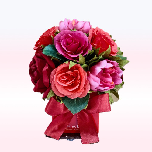 ROSE multired 8 pc cube