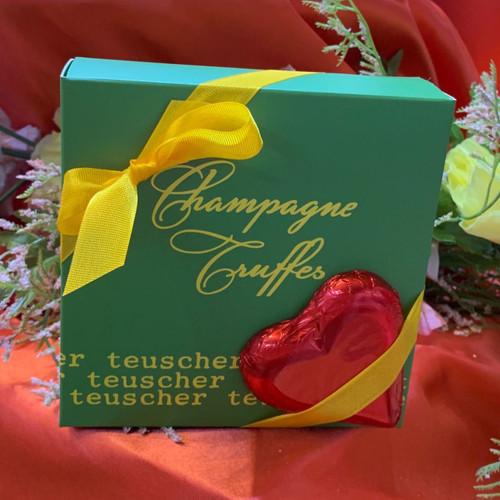 VALENTINE Champagne Truffles Classic Box 4,9,16,24,32,36,48,72 pieces