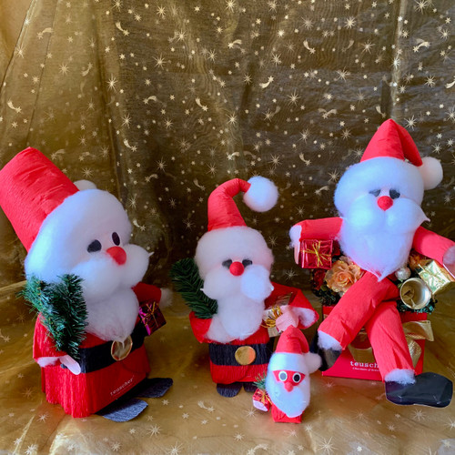 Santa Claus 1pc 8pc and 18pc
