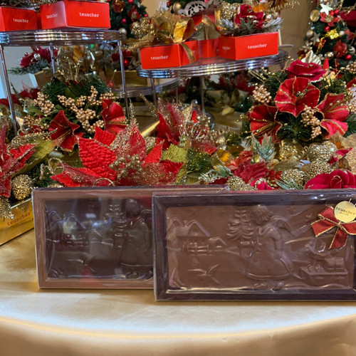 Xmas Chocolate Bar (3.5oz/100g)