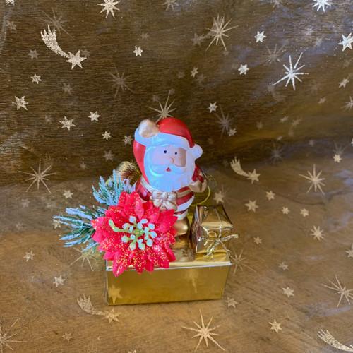 Santa ceramic  6pc