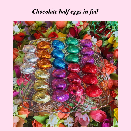 EGGS Small Half  7pc pack