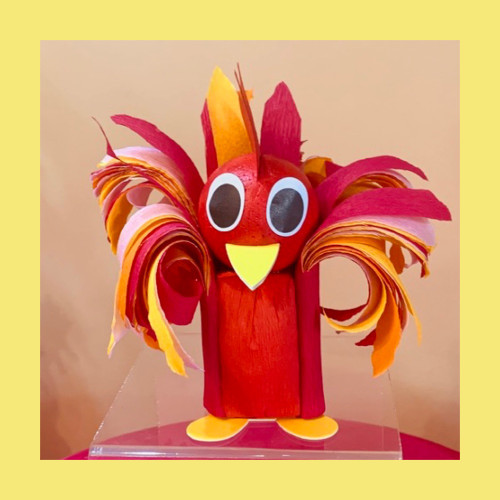 Rooster 2 pc box