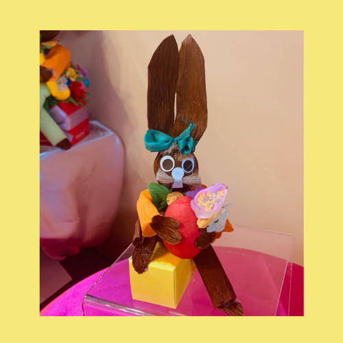 Bunny 2 pc box