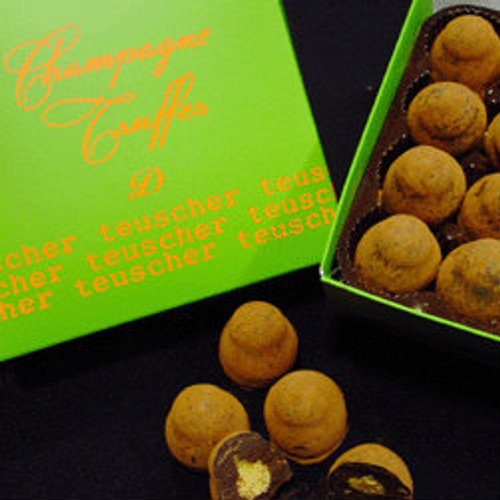 Champagne Truffles Dark selection 16,24,32,36,48,72 pc