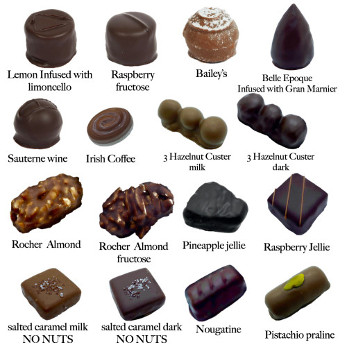 Choose your praline