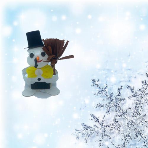 Snowman 1 pc