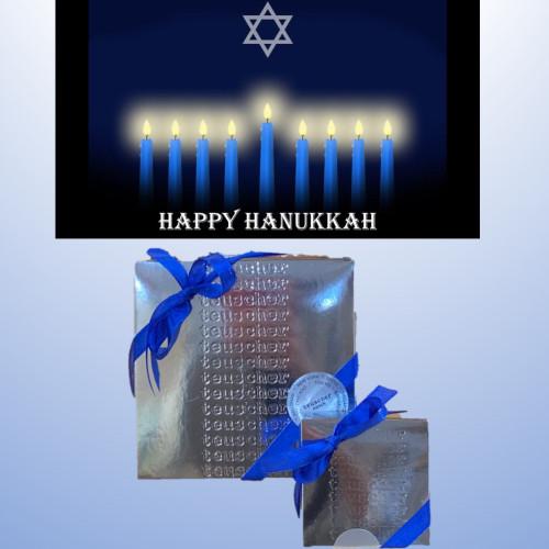 Hanukkah Boxes 16pc