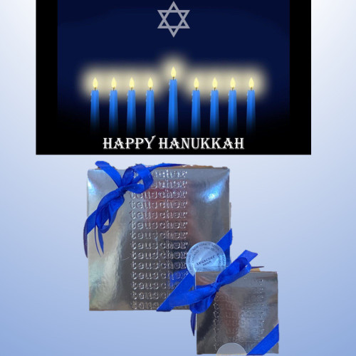 Hanukkah Boxes 4pc