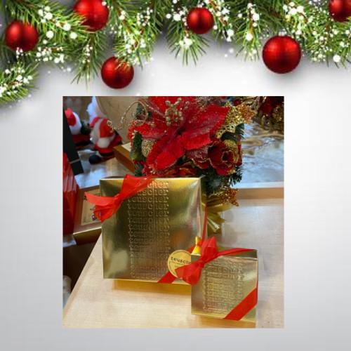 Gold box  truffle