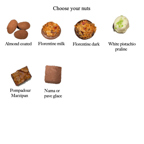 Choose your nuts?
