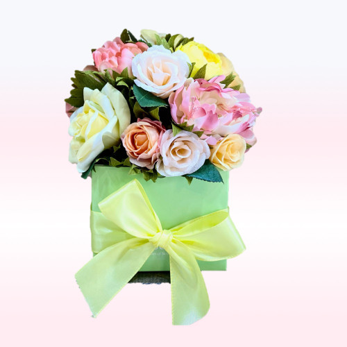 Extravaganza Rose pastel  box 25, 32 and 48pc