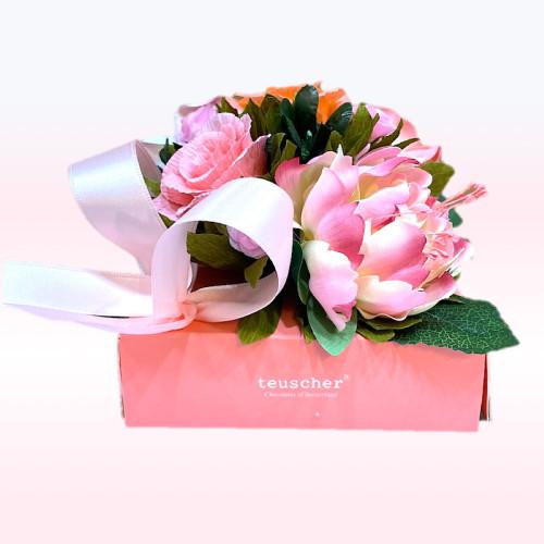 Rose  rose boise - 16 pc