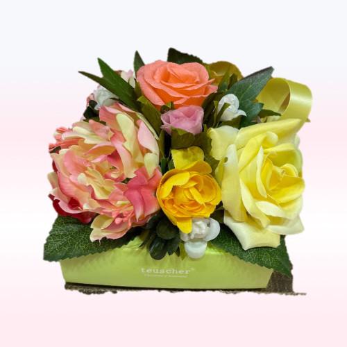 Rose  pastel 16pc