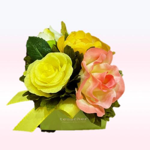 ROSE pastel  4pc