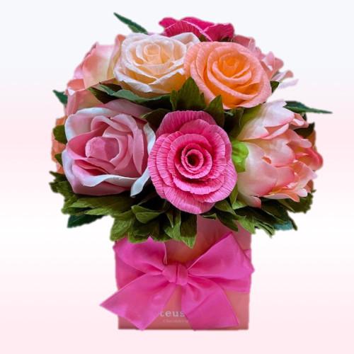 ROSE rose  8 pc