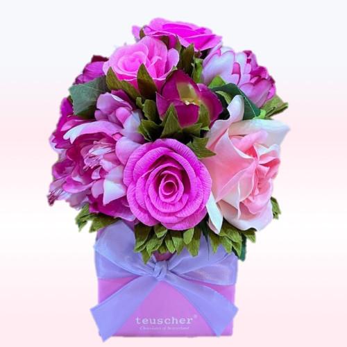ROSE violet  8 pc