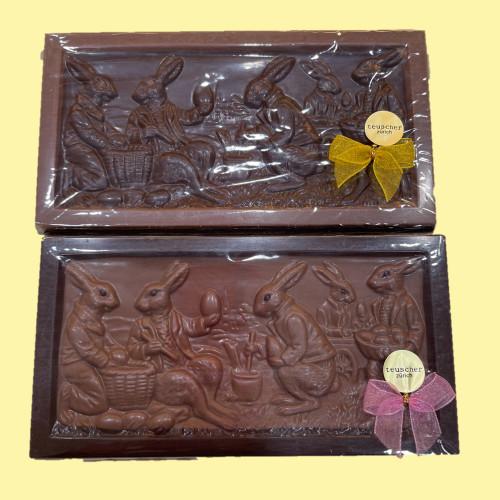 Easter Chocolate Bar (3.5oz/100g)
