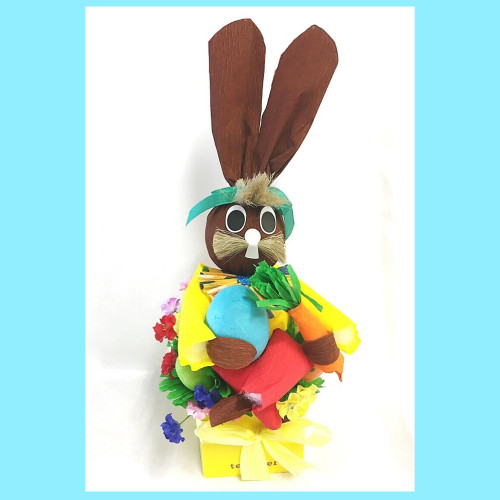 Bunny Box with 20 pc