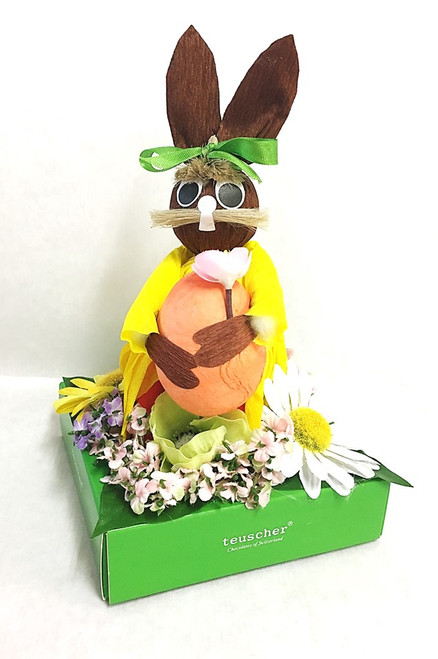 Bunny Box with 16 pc