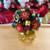 Christmas bouquet 8 pc cube