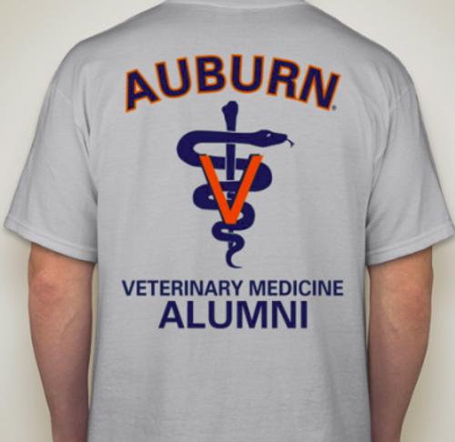 Alumni T-Shirt - Grey