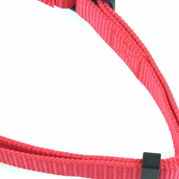 Gear Martingale Adjustable Choke-Style Dog Collar Red A7M5