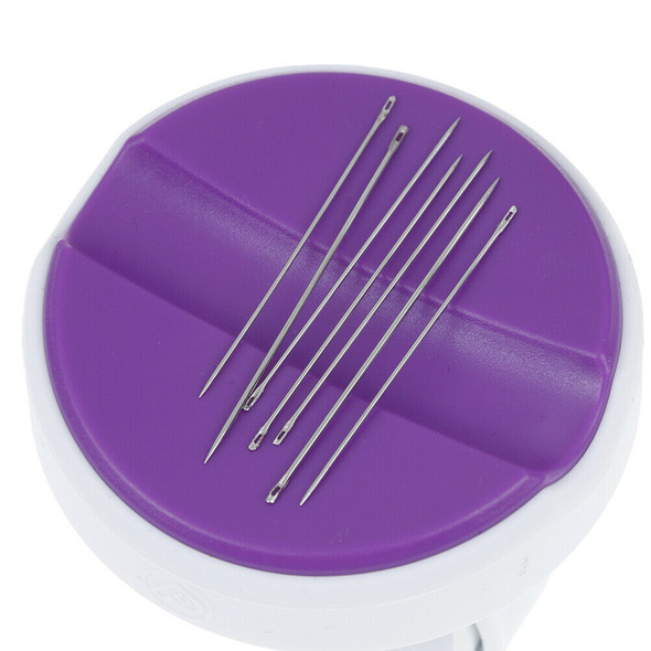 Magnetic`Pin Cushion Sewing Storage Wrist Clip Screw Knitting Magnet Needle B FT